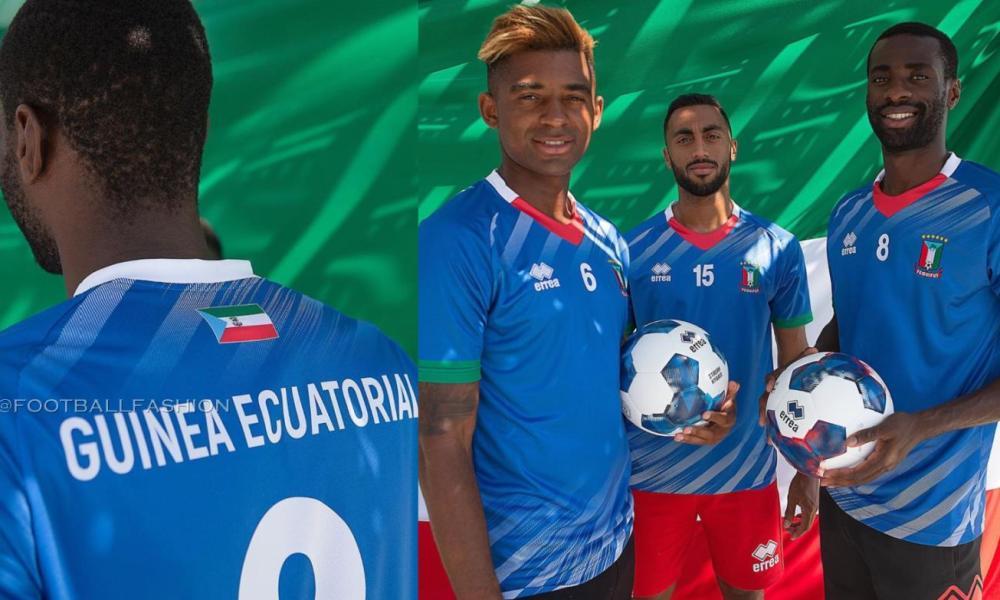 Equatorial Guinea 2020 2021 Erreà Home, Away and Third Football Kit, 2020-21 Soccer Jersey, 2020/21 Shirt, Camiseta de Futbol Guinea Ecuatorial