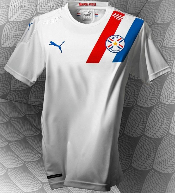 Club Olimpia 2017 adidas Home and Away Kits - FOOTBALL