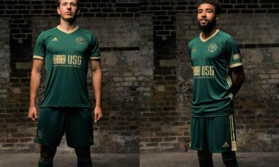 Sheffield United 2020 2021 Green adidas Third Football Kit, 2020-21 Soccer Jersey, 2020/21 Shirt