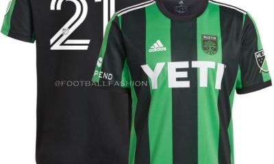 Austin FC 2021 adidas Home Soccer Jersey, 2020-21 MLS Football Kit, 2020/21 Shirt, Camiseta de Futbol