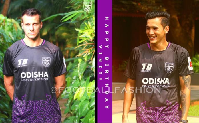 Odisha FC 2020 2021 T10 Home Football Kit, 2020-21 Shirt, 2020/21 Soccer Jersey