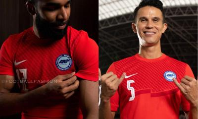 Singapore 2020 2021 Nike Home and Away Football Kit, 2020/21 Soccer Jersey, 2020-21 Shirt