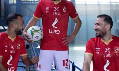 Al Ahly SC 2021 Umbro Home, Away and Third Football Kit, Soccer Jersey, Shirt