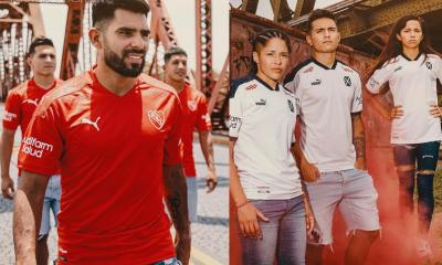 Club Atlético Independiente 2021 PUMA Home and Away Football Kit, Soccer Jersey, Shirt, Camiseta de Futbol