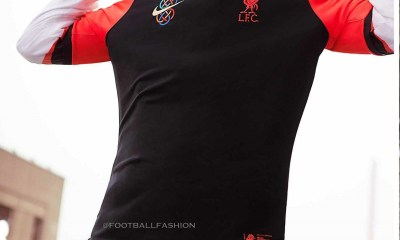 Liverpool 2021 Chinese New Year Soccer Jersey, Shirt, Football Kit
