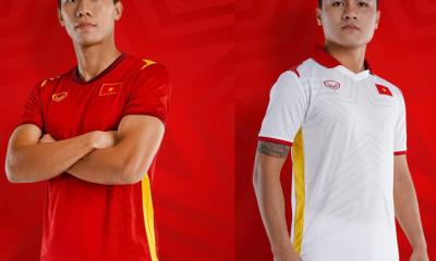 Vietnam 2021 Grand Sport Football Kit, Soccer Jersey, Shirt