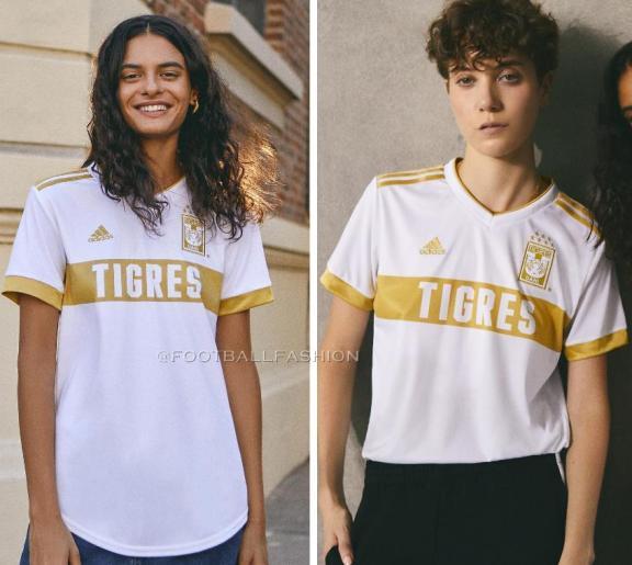 Tigres UANL 2021 adidas Third Football Kit, Soccer Jersey, Shirt, Camiseta de Futbol, Tercer Uniforme