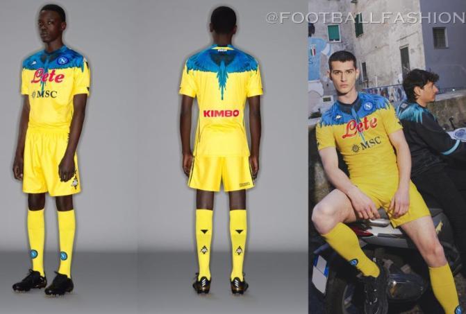 Marcelo Burlon x SSC Napoli Kappa 2021 Football Kit, Soccer Jersey, 2021-22 Shirt, 2021/22 Gara, Maglia, Camiseta
