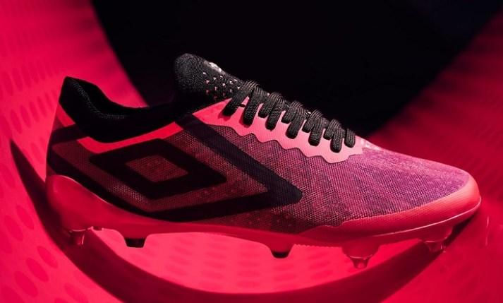 Umbro Unveils Velocita 6 Soccer Boot