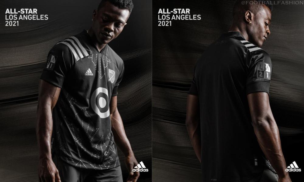 MLS All-Star Game 2021 adidas Soccer Jersey, Football Kit, Shirt, Camiseta de Futbol