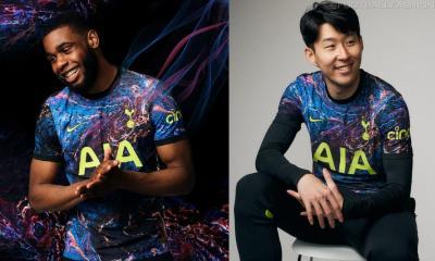 Tottenham Hotspur 2021 2022 Nike Away Football Kit, 2021-22 Soccer Jersey, 2021/22 Shirt, Camiseta, Camisa, Maglia, 21-22 Trikot
