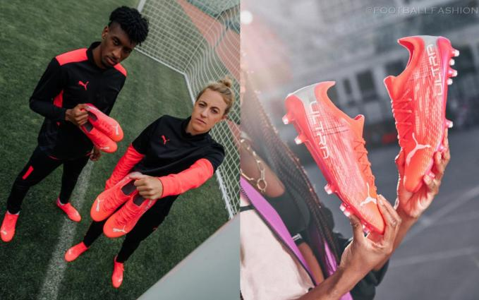 PUMA Launches ULTRA 1.3 Soccer Boot