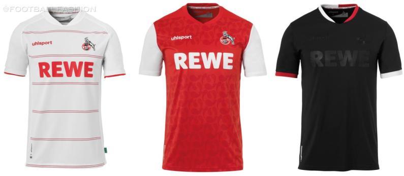 1. FC Köln 2021 2022 uhlsport Football Kit, 2021-22 Shirt, 2021/22 Soccer Jersey, 21-22 Trikot