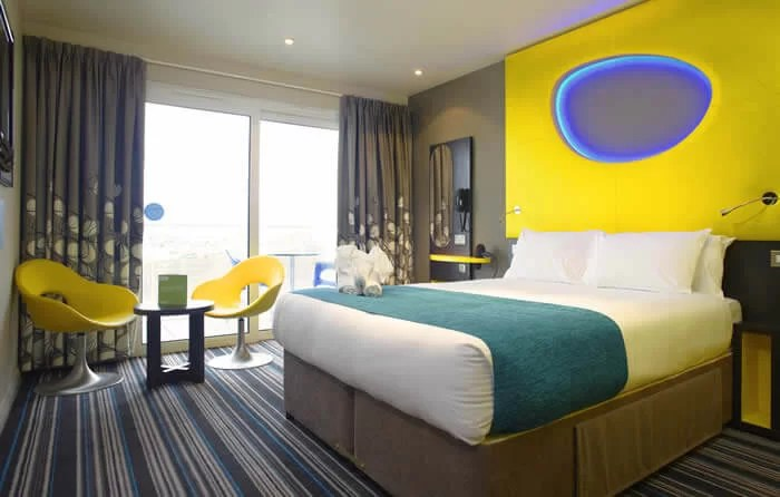 BR  Wave Hotel Apartment  ESF