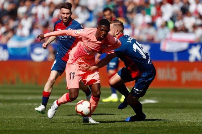 Barcelona Record Draw Against Lowly Huesca Match Report Welcome To Football Flakes
