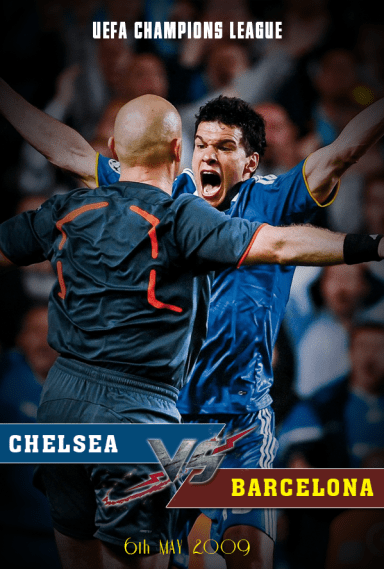 Full match: Chelsea vs Barcelona 2009