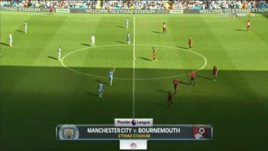 Full match: Manchester City vs AFC Bournemouth