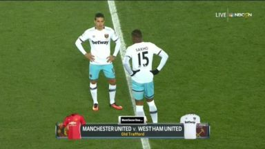 Full match: Manchester United vs West Ham United