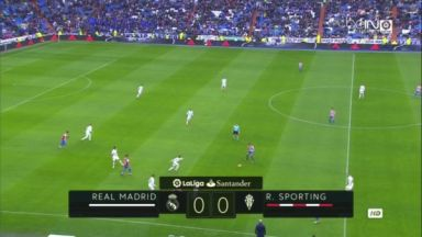Full Match: Real Madrid vs Sporting Gijón