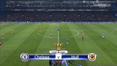 Full Match: Chelsea vs Hull City