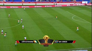 Full Match: Ivory Coast vs Congo DR
