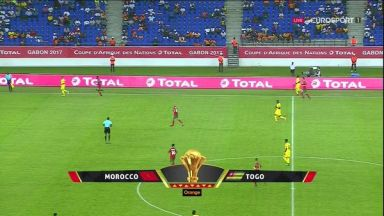 Full Match: Morocco vs Togo