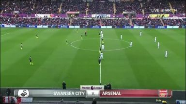 Full Match: Swansea City vs Arsenal