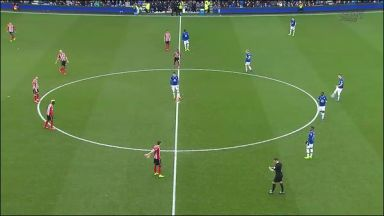 Full match: Everton vs Sunderland
