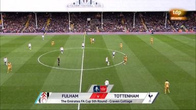 Full match: Fulham vs Tottenham Hotspur