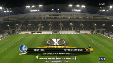 Full match: Gent vs Tottenham Hotspur