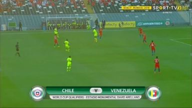 Full match: Chile vs Venezuela