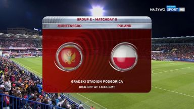 Full match: Montenegro vs Poland