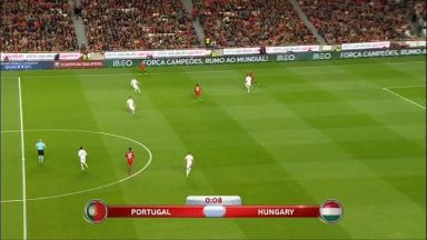 Full match: Portugal vs Hungary