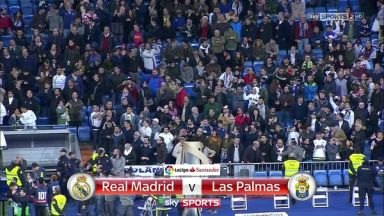 Full match: Real Madrid vs Las Palmas