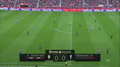 Full match: Sporting Gijon vs Granada