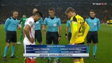 Full match: Borussia Dortmund vs Monaco