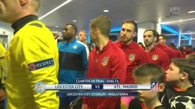 Full match: Leicester City vs Atletico Madrid