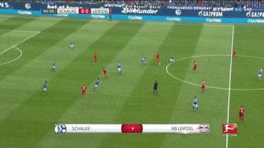 Full match: Schalke 04 vs RB Leipzig