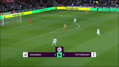 Full match: Swansea City vs Tottenham Hotspur