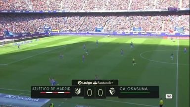 Full match: Atletico Madrid vs Osasuna