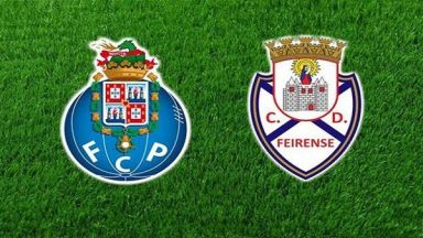 Full match: Porto vs Feirense