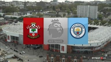 Full match: Southampton vs Manchester City