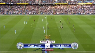 Full match: Manchester City vs West Bromwich Albion