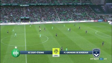 Full match: Saint-Étienne vs Bordeaux
