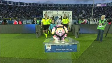 Full match: Atalanta vs AC Milan