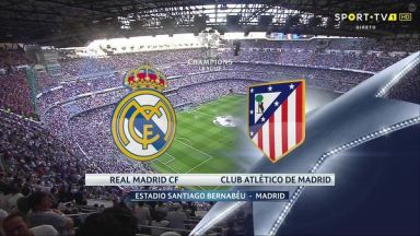 Full match: Real Madrid vs Atletico Madrid