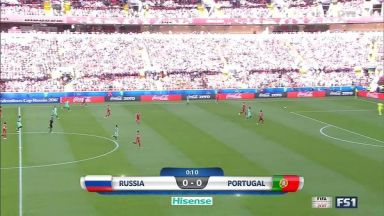 Full match: Russia vs Portugal