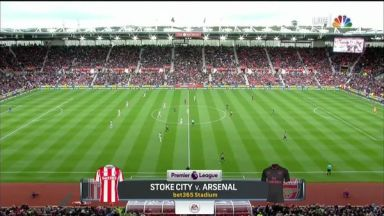 Full match: Stoke City vs Arsenal