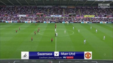 Full match: Swansea City vs Manchester United