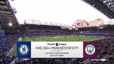 Full match: Chelsea vs Manchester City